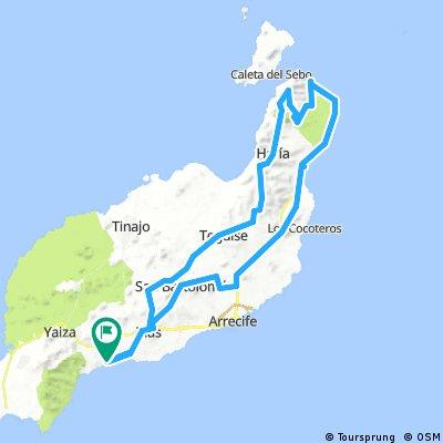 Norte Tour Lanzarote