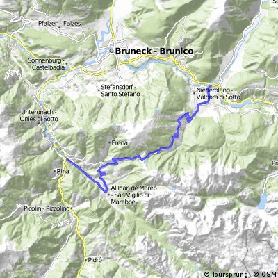 Cycling the Alps Furkelsattel