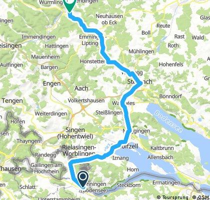 30 / Stein am Rhein / Tuttligen