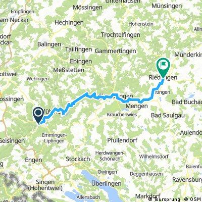 31 / Tuttlingen/ Riedlingen