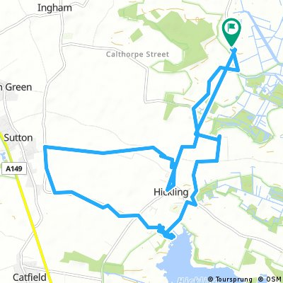 ride from 31 January, 10:36