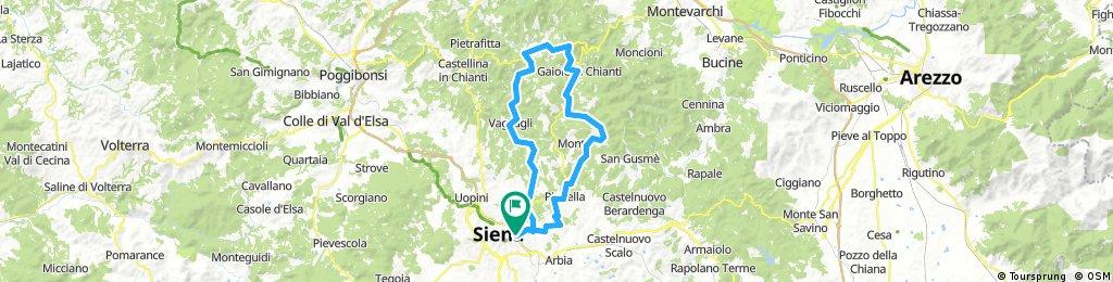 Strade Bianche Tuscany 01