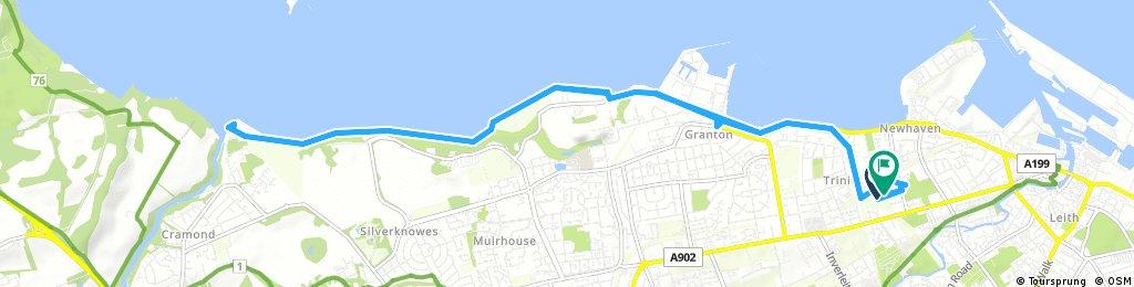 Crammond Island Cycle Ride 15