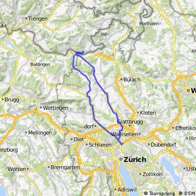 ZH - Rhein - ZH