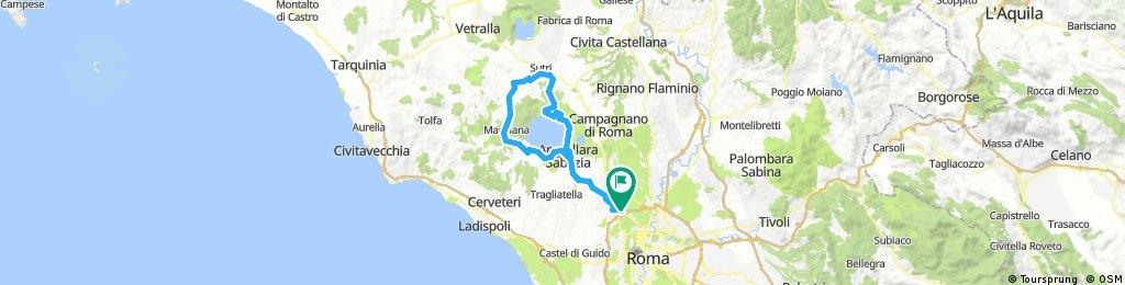 As Roma Bracciano BassanoRomano Trevignano