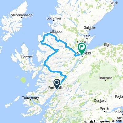 Scotland 3 (Fort william-Invernes)