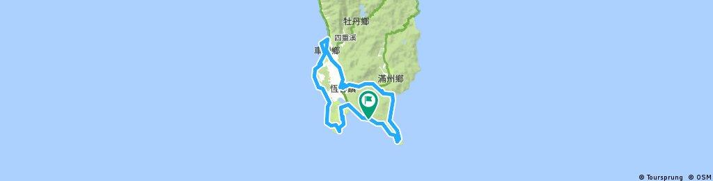20170202環恆春半島