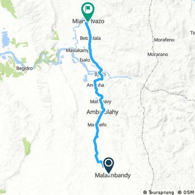 Malambandy - Miandrivazo