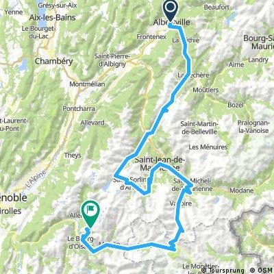 TDF Classic : Albertville - Alpe d'Huez
