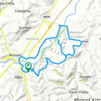 Alba - Neive - Barbaresco