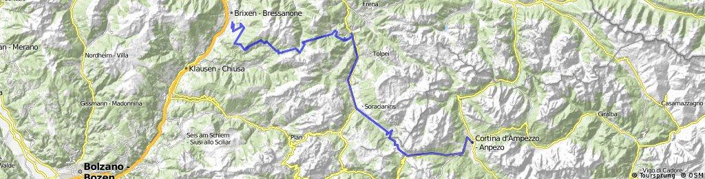 Giro d`Italia 2008 - stage 1