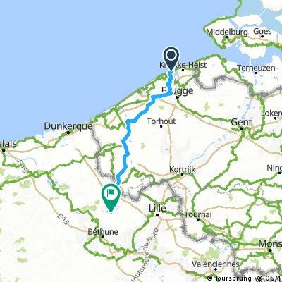 Grandads Route