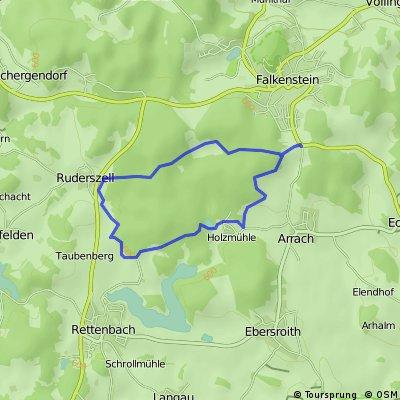 Falkenstein Loipe