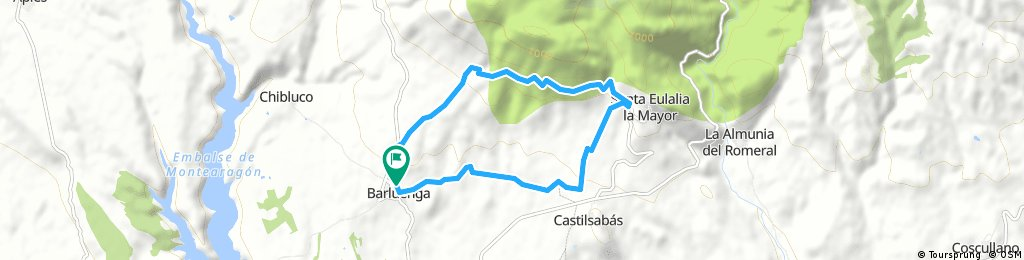 Vuelta por Barluenga