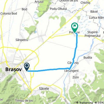 Brașovul Pedalează la Festivalul Clătitelor din Prejmer 26.02.2017