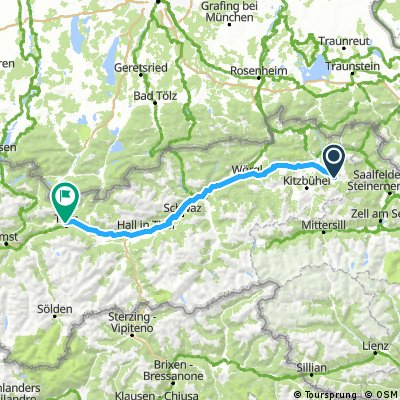 Hopfgarten/Brixental-Telfs in Tirol