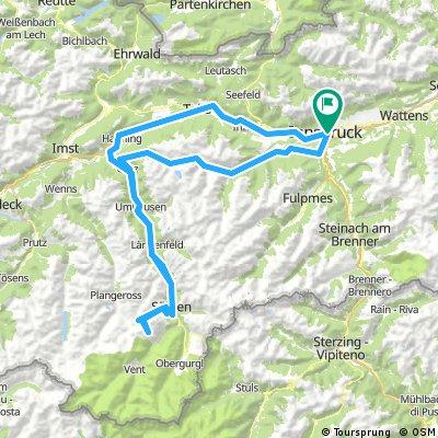 Alpok-túra 2017 - Az Alpok legmagasabb útja