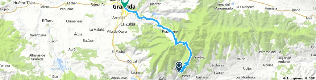 Bubión - Granada
