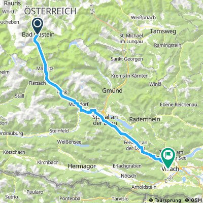 Alpok Adria 4. nap