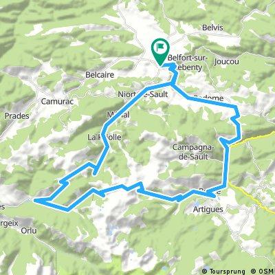 Plateau de Sault et Port de Pailhères (Ariège 2017)