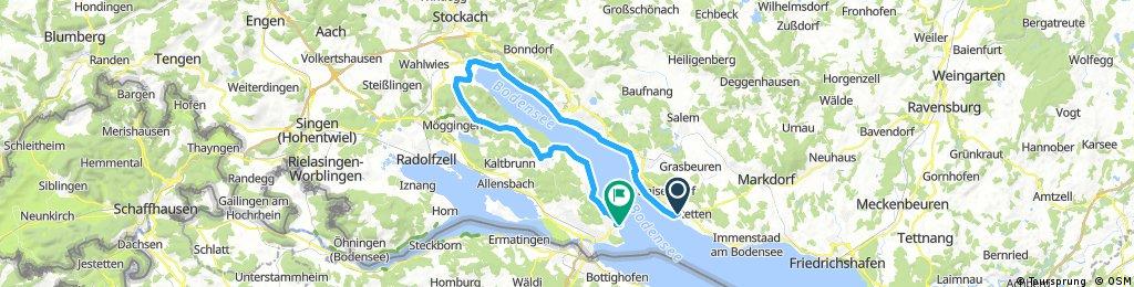 Meersburg-Bodmann-Meersburg