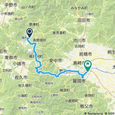 Karuizawa - Tomioka World Heritage Sites