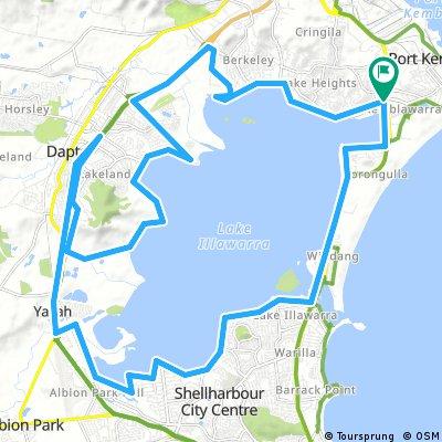 Lake Illawarra Circuit (Wollongong)