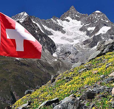 Svájc - 1. nap