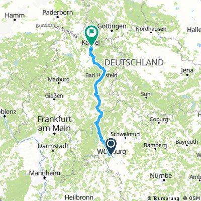 Würzburg-Kassel
