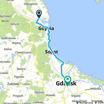 Dag 2A 35km