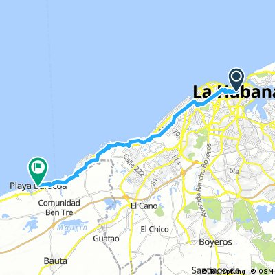 Havana - Playa Baracoa