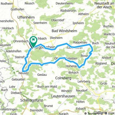 Burgbernheimrunde