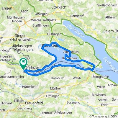 SH Bodensee Rundfahrt Gnadensee Reichenau