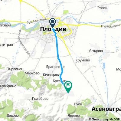 Plovdiv – Kuklen