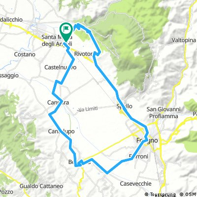 C - Strasubasio - Randonnèe di Assisi - 60 km