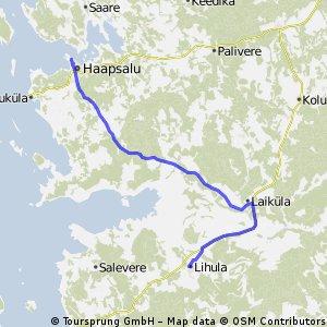 Haapsalu- Lihula