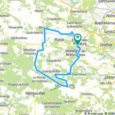 1ª etapa Paris-Nice