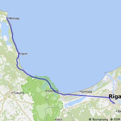Riga-Mersrags