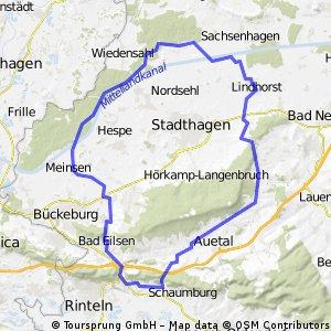 Schaumburg-Lipper Rundreise
