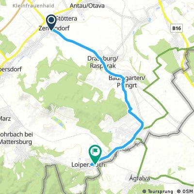 Zemendorf-Loipersbach Freibad