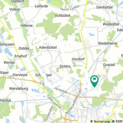Walle-Schwülper-Rolfsbüttel-Rethen