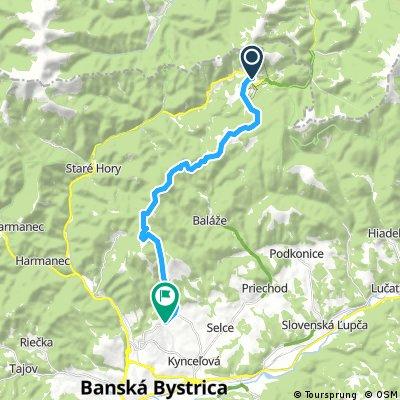 07. Donovaly - Banská Bystrica
