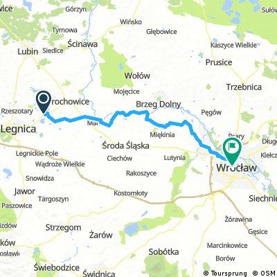 Otwarcie sezonu 2017 doliną Odry, dzień 2