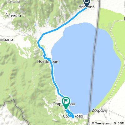 Nikolikj-App.Dojran-17 km