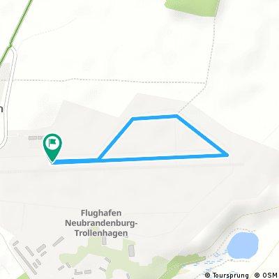 Trollenhagen Airport Race