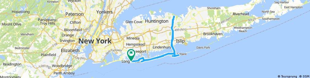 RALI (Race Across Long Island)