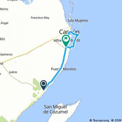 Cancun boucle