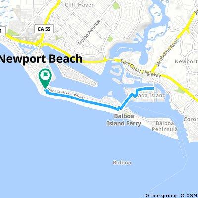 Newport and Balboa