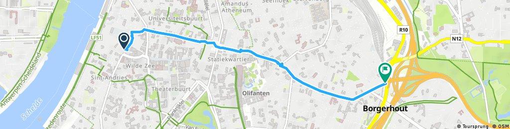 15 Minute Bike Challenge - Antwerpenize
