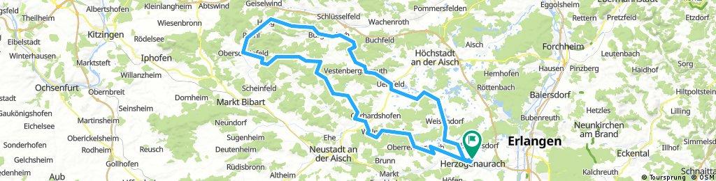 nördlicher Steigerwald - medium